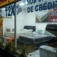 Photo taken at Bom Sono Colchões by Magda A. on 8/10/2012