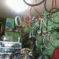 Photo taken at MegaBike Shop by Febrie A. on 2/23/2012