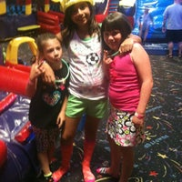 Photo taken at Pump It Up by Shawna C. on 6/23/2012
