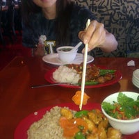 Photo taken at Pei Wei by Rica Marie G. on 9/10/2012