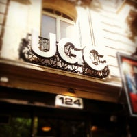 Photo taken at UGC Odéon by Gaultier D. on 7/20/2012