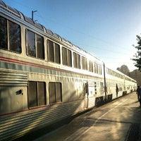 Photo taken at Martinez Station (MTZ) by Parker D. on 8/29/2012