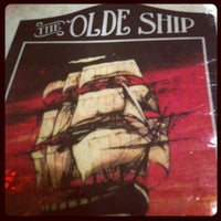 Photo taken at The Olde Ship by Ivan G. on 2/26/2012
