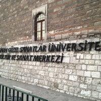 2/19/2012 tarihinde Salih Samet Ş.ziyaretçi tarafından Tophane-i Amire Kültür Merkezi'de çekilen fotoğraf
