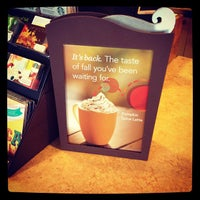 Photo taken at Starbucks by Joshua on 9/7/2012