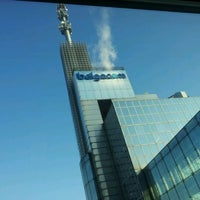 Photo taken at Proximus Towers by Hans V. on 2/2/2012