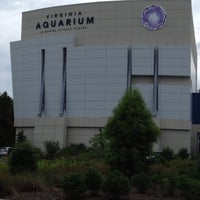 Photo taken at Virginia Aquarium & Marine Science Center by Brian B. on 7/11/2012
