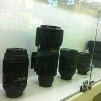Photo taken at Nikon by mauro u. on 3/26/2012