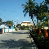 Photo taken at Terminal Penumpang Bandarmasih by fauznajwan c. on 8/10/2012