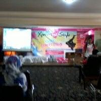 Photo taken at Grand Jamrud Hotel Samarinda by Ahmad M. on 6/30/2012