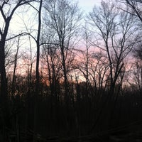 Photo taken at The Bridge In The Woods by Ryan on 3/18/2012