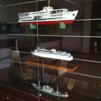 5/13/2012 tarihinde Onur İ.ziyaretçi tarafından Gemi İnşaatı ve Deniz Bilimleri Fakültesi'de çekilen fotoğraf
