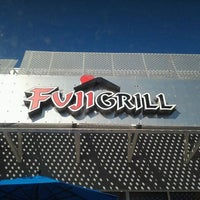 Photo taken at Fuji Grill by Briana R. on 2/10/2012