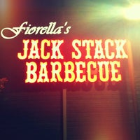 Photo taken at Fiorella's Jack Stack Barbecue by Kathleen D. on 4/19/2012