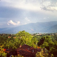 Photo taken at Uzuntarla by Mevlana D. on 6/7/2012