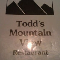 Photo taken at Todd's Mountain View by Mary M. on 6/4/2012