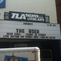 Foto tomada en Theatre of the Living Arts  por Michelle W. el 5/15/2012