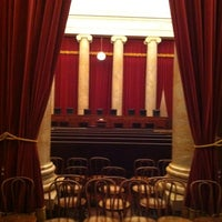 Photo taken at Supreme Court of the United States by Ashley K. on 6/25/2012