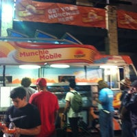 Photo taken at TODAY Munchie Mobiles at Night by Rachel E. on 3/13/2012