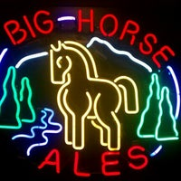 Photo taken at Big Horse Brew Pub by Michael P. on 5/7/2012