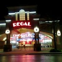 Photo taken at Regal Cinemas Winter Park Village 20 & RPX by Laura B. on 5/1/2012