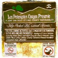 Photo prise au Los Peñasquitos Canyon Preserve par Alon B. le6/16/2012
