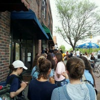 Photo taken at Ben & Jerry's by Jeff G. on 4/3/2012