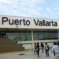 Photo taken at Licenciado Gustavo Díaz Ordaz International Airport (PVR) by Osvaldo O. on 6/11/2012