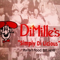 Photo taken at DiMille's Italian Restaurant by Wes M. on 5/18/2012