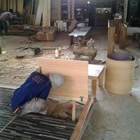 Photo taken at Serafine Workshop by Albert J. on 3/21/2012