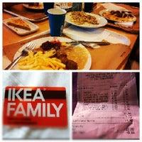 Photo taken at Ristorante Ikea by Stefania T. on 8/24/2012