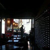 Photo taken at 13.5% Wine Bar by Pat O. on 3/3/2012
