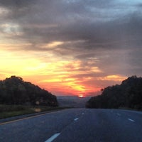 Photo taken at I-295 North - RI by Greg W. on 8/25/2012