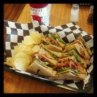 Photo taken at Jarrettsville Creamery & Deli by Marcus S. on 4/19/2012