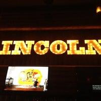 7/14/2012にJake S.がThe Lincoln Roomで撮った写真
