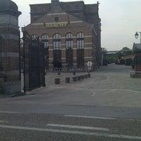Photo taken at Brouwerij Haacht by Steven H. on 8/13/2012