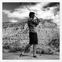 Photo taken at Coral Cliffs Golf Course by Keith H. on 7/6/2012