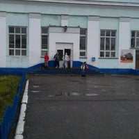 Photo taken at ж/д Коноша by Stary H. on 6/18/2012