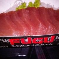 Photo taken at Fugu Temakeria by Fugu Temakeria e. on 2/9/2012