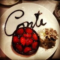 Photo taken at Conti Cafè by Indira M. on 8/28/2012