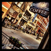 Photo taken at Erie Island Coffee Company by @dlayphoto on 6/4/2012