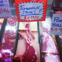 Photo taken at Save On Meats by Evan H. on 2/29/2012
