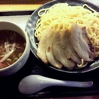 Photo taken at つけ麺道 癒庵 by Jun K. on 8/14/2012