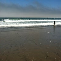Photo taken at Pacifica State Beach by Antonio V. on 7/7/2012