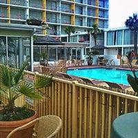 Photo taken at El Tropicano Hotel by Jay P. on 6/13/2012