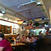 Photo taken at Mountain Sun Pub & Brewery by Brent S. on 8/24/2012