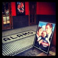 Photo taken at Alamo Drafthouse Cinema – Ritz by Matt on 8/10/2012