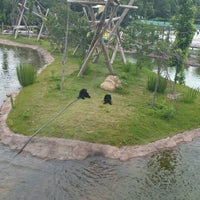 Photo taken at Virginia Zoo by Talmadge H. on 6/13/2012