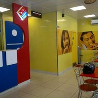 Photo taken at Domino's Pizza by Sridath P. on 3/20/2012