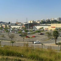 Photo taken at Shopping Taboão by Marcelo C. on 8/31/2012